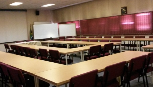 Hall accommodates maximum of 50 people. Hiring tarrif is R1200 for tenants and R2400 for external Clients. Enquiries: Ayanda Krwece, Tel: +27 (0)12 842 4119, E-mail: KrweceA@arc.agric.za