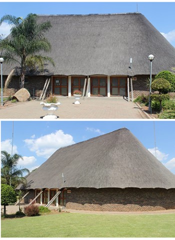 Acommodate a maximum of 150 people. Renting of this facility is limited to corporate events only (no other external events such as wedding, parties etc.).  Rent - R 3 500.00